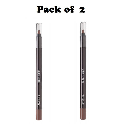 Pack of 2 CoverGirl Lip Perfection Lipliner, Sublime 200