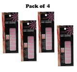 Pack of 4 L'Oreal Paris Colour Riche Nail Lingerie, Princess Sprinkles 709