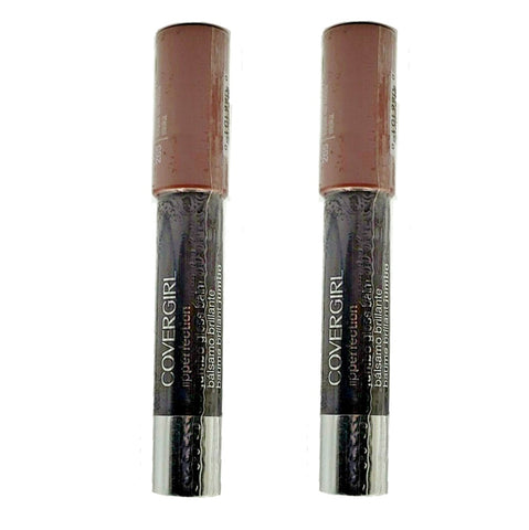 Pack of 2 Covergirl Lipperfection Jumbo Gloss Balm, 265 - Mocha Twist