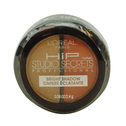 L'Oreal Paris HiP Studio Secrets Professional Bright Eye Shadow Duos, Flare 404