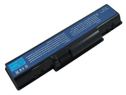 Repl. For ACER ASPIRE 4710, AS07A72, AS07A32, AS07A42, AS07A41 Battery Black, 11.1V 4400mAh/ 49Wh