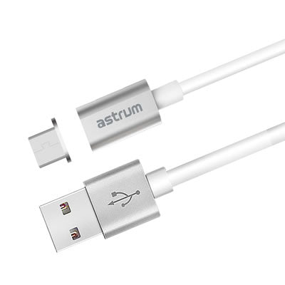 Astrum Magnetic Micro USB / 8pin Cable - UM350