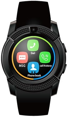 V8 Professional Smart Watch - 4 Colors