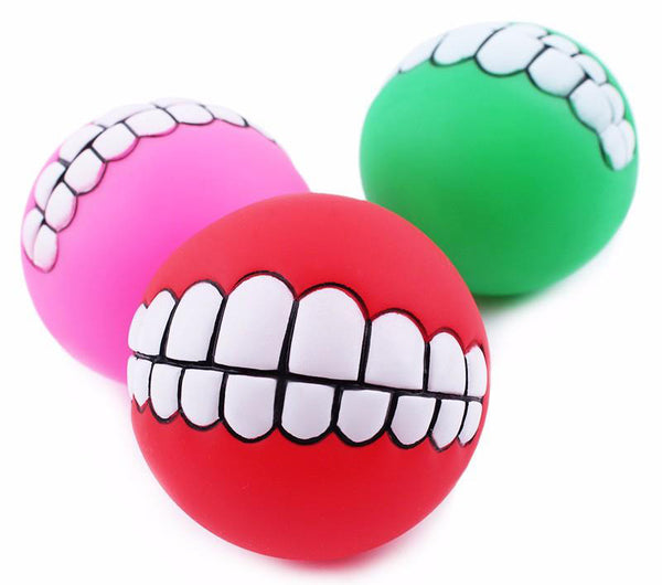 Teeth Ball for dogs