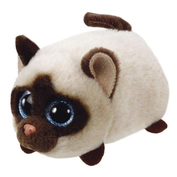 Plush Siamese Cat