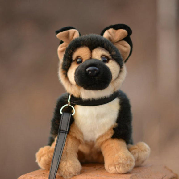 German Shepherd Plush Kids Toys