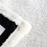 Throw Blanket Sherpa Fleece