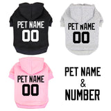 Personalized Hoodie for Dogs
