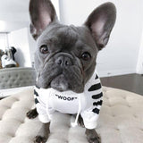 Sports Hoodie for French Bulldogs
