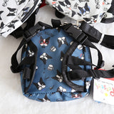 Backpack With Harness & Leash For Dogs