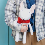 Bull Terrier Stuffed Soft Toy Soft Puppy Dog for Kids Children Toys