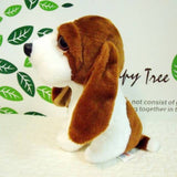 Basset Hound Plush Toy For Kids Children Toys