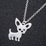 Necklace Chihuahua