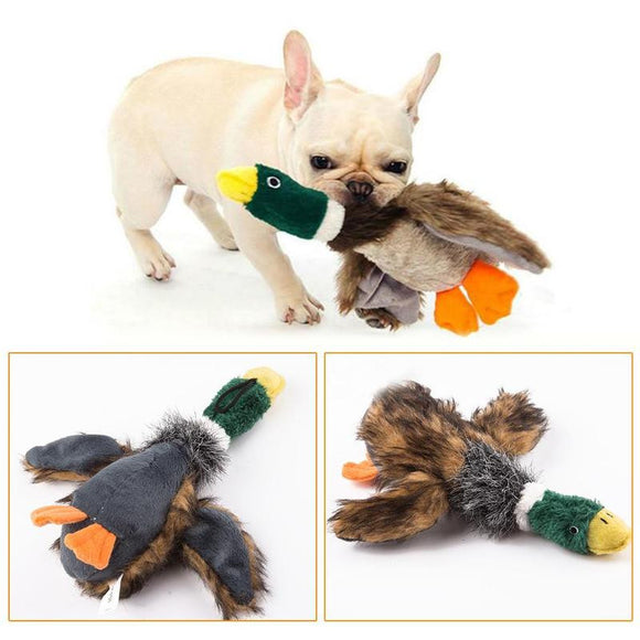 Squeaky Plush Toy For Dogs