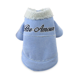 Elegant Winter Jacket For Small Dogs