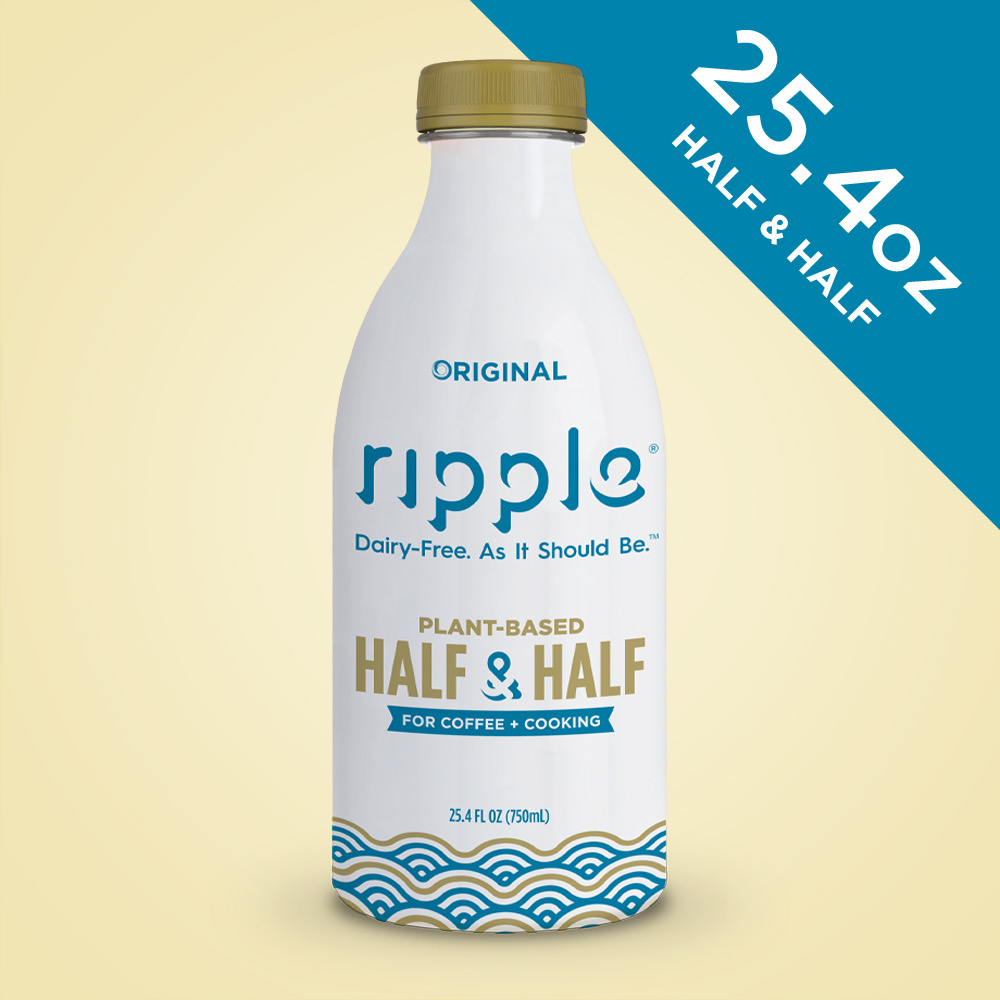 Original Plant-Based Half and Half (Refrigerated; 4-Pack)