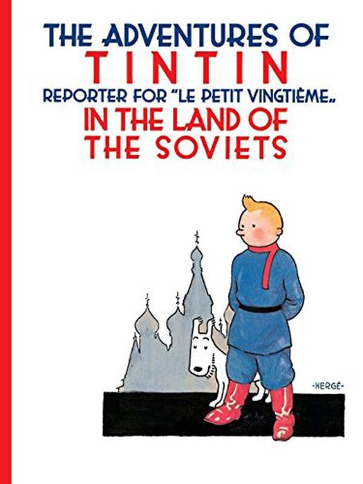 Tintin In The Land Of The Soviets 23 Paperback
