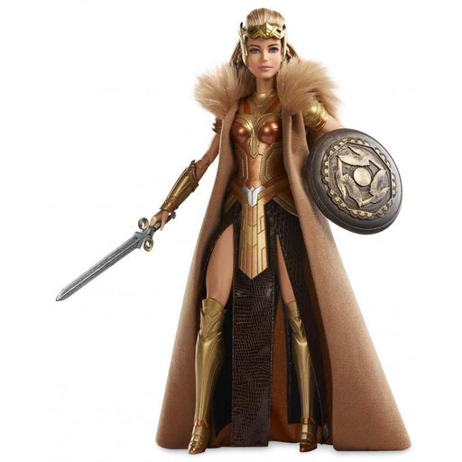 Wonder Woman Hippolyta Barbie Doll
