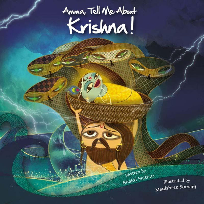 Amma Tell Me About Krishna Paperback