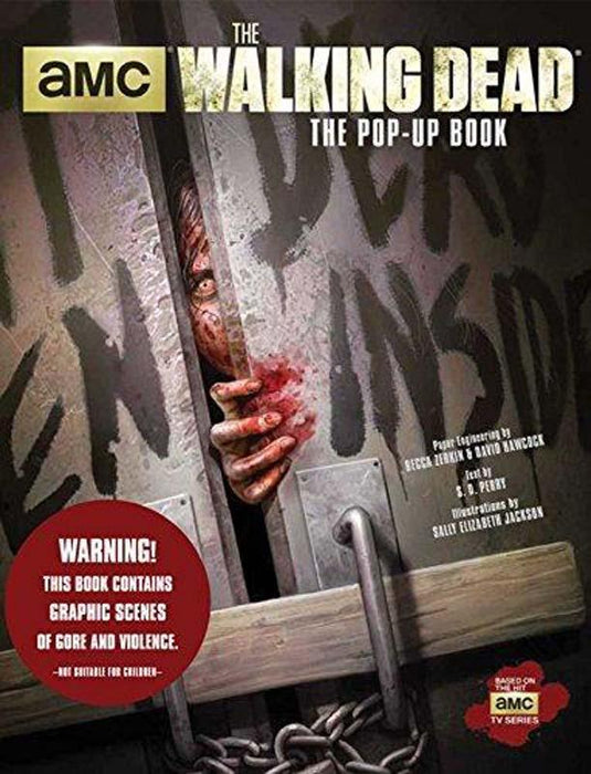 The Walking Dead The Pop Up Book Hardcover