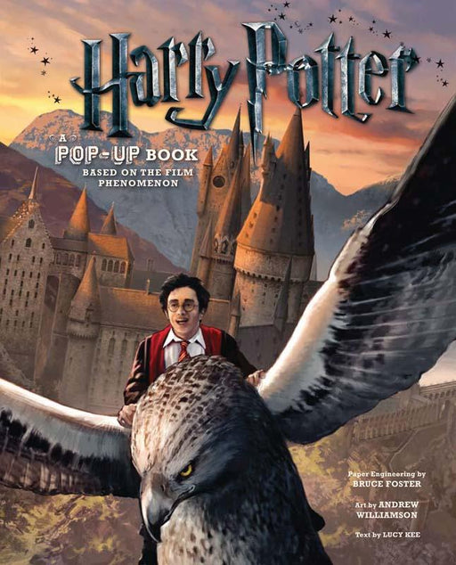 Harry Potter A Pop Up Book Hardcover