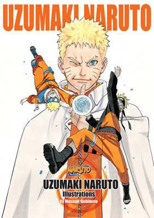 Uzumaki Naruto Illustrations Paperback