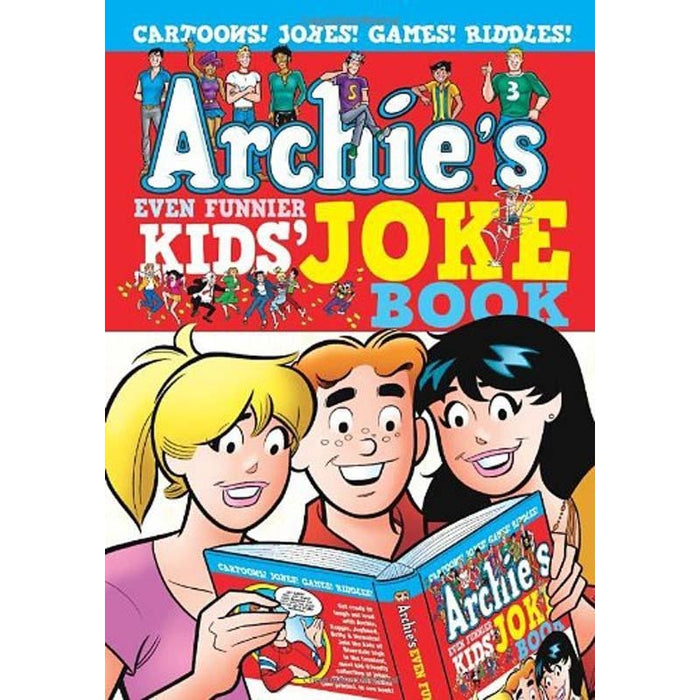 Archies Even Funnier Kids Joke Book Paperback