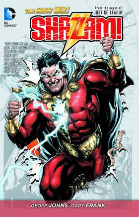 Shazam Volume 1 The New 52 Paperback
