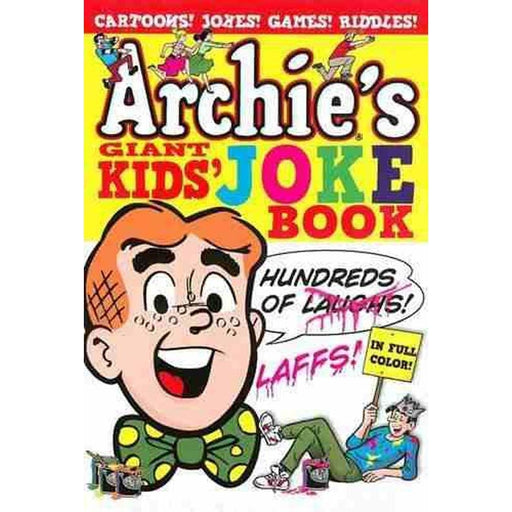 Archies Giant Kids Joke Book Paperback