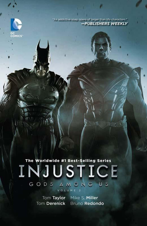 Injustice Gods Among Us Volume 2 Paperback