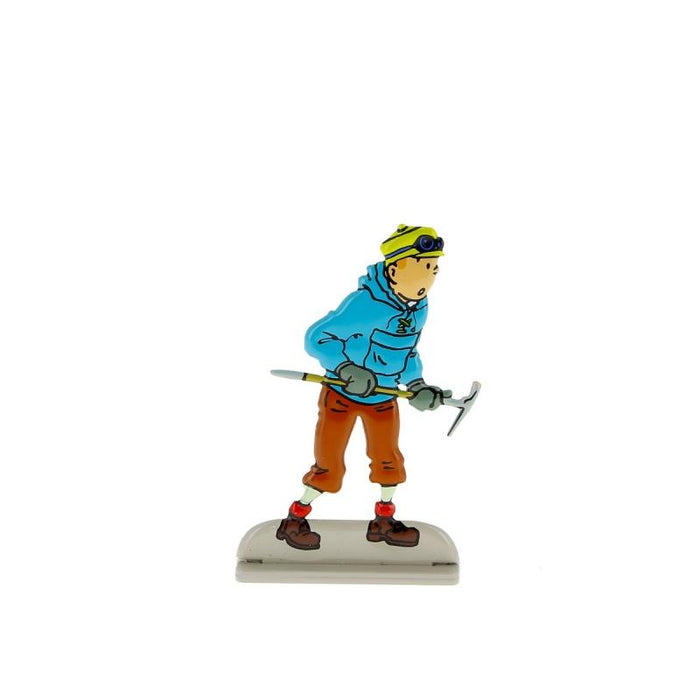 Tintin With Icepick Figurine