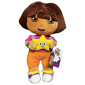 Dora With Star Plush 3 Cm