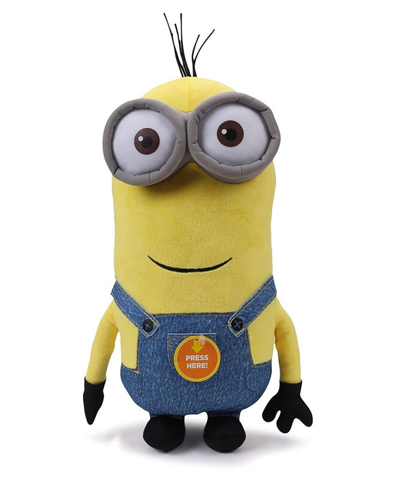 Minions Kevin Plush 16 Inchwith Sound