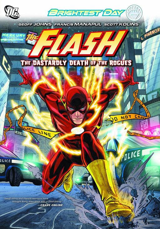 Flash Vol. 1: The Dastardly Death Of The Rogues Paperback