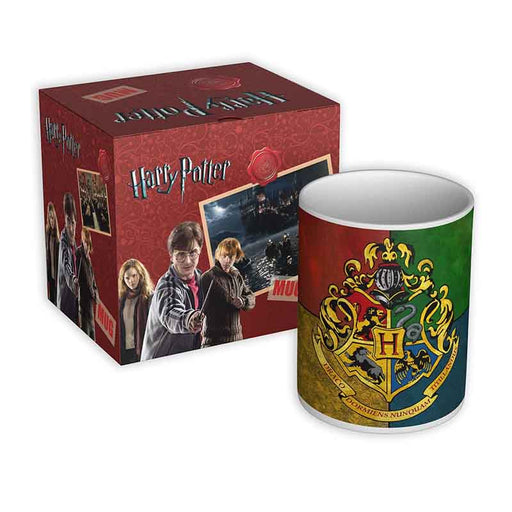 Harry Potter Hogwarts House Crest 3 Mug