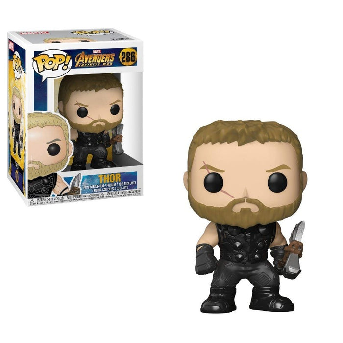 Avengers Infinity War Thor Bobble Head