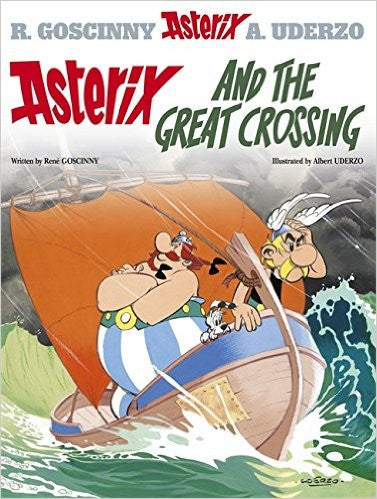 Asterix and the Great Crossing Paperback