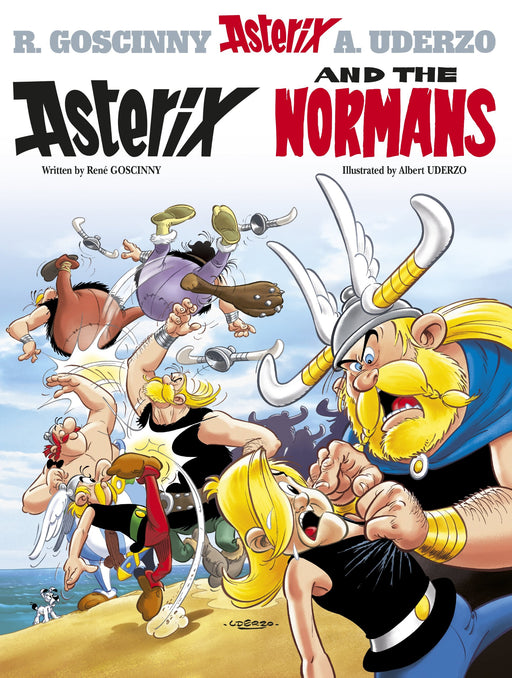 Asterix And The Normans #9 Paperback - www.entertainmentstore.in