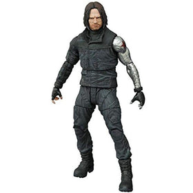 Winter Solider Marvel Select Action Figure