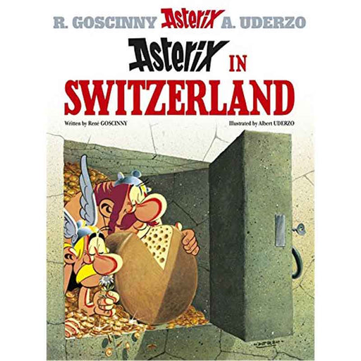 Asterix In Switzerland #16 Paperback