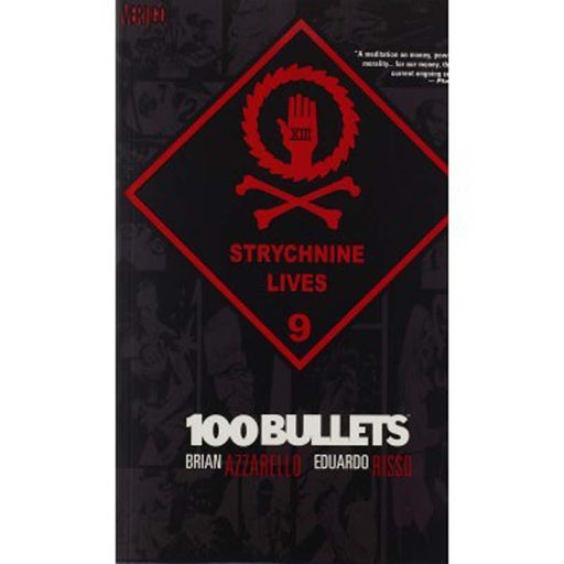 100 Bullets Vol 09 Strychnine Lives Paperback