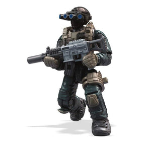 Mega Blocks Call of Duty Keegan