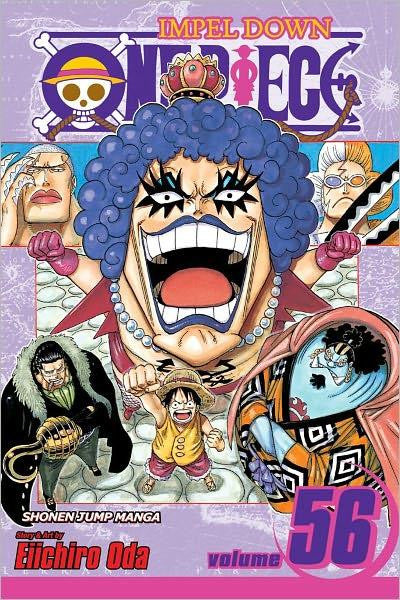 One Piece Vol. 55 Paperback