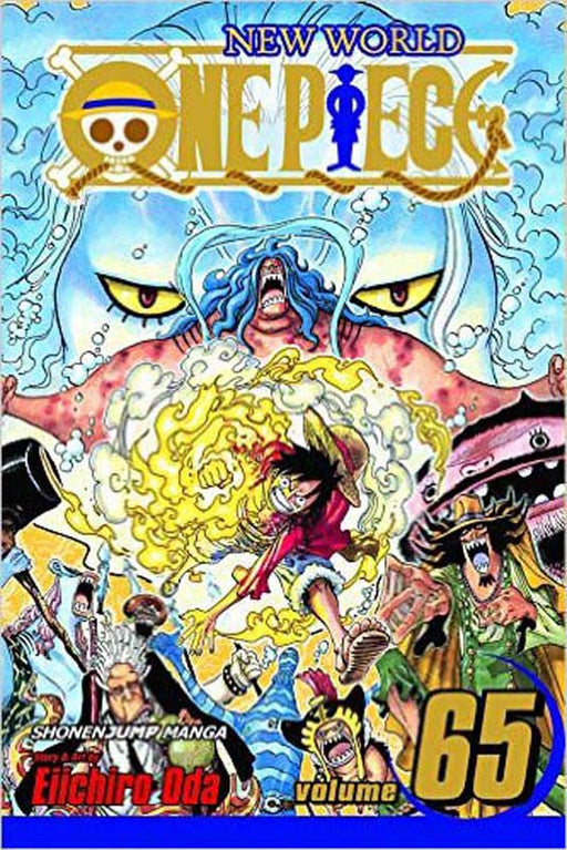 One Piece Vol 65 Paperback