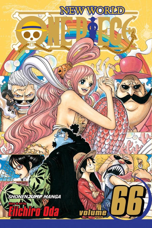 One Piece Vol 66 - Paperback