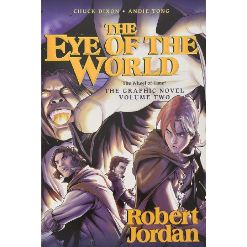 The Eye of the World the Graphic Novel Volume Two Hardcover - www.entertainmentstore.in
