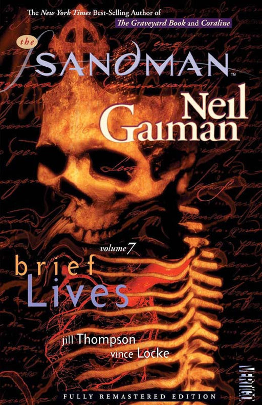 The Sandman Vol 7 Brief Lives New Edition Paperback
