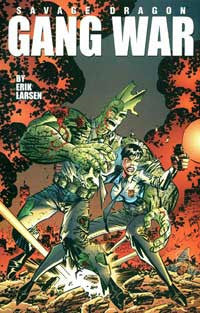 Savage Dragon Vol 06 Gang War - Paperback - www.entertainmentstore.in