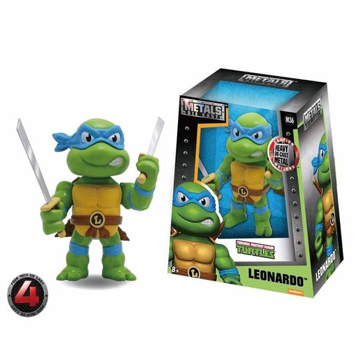 Teenage Mutant Ninja Turtles Leonardo Metals Die Cast Figure - www.entertainmentstore.in