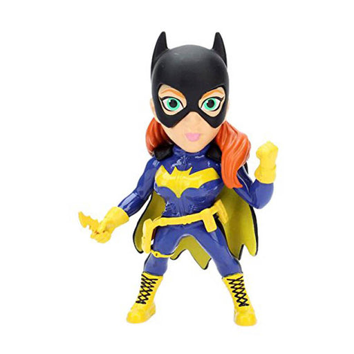 Dc Girl Batgirl Metal Die Cast Figure